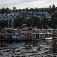 Lake Union, Seattle, Washington