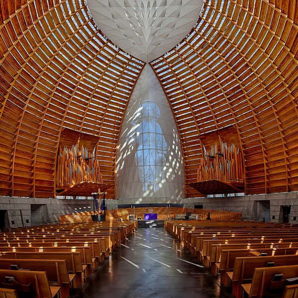 The Cathedral of Christ the Light, Oakland, California