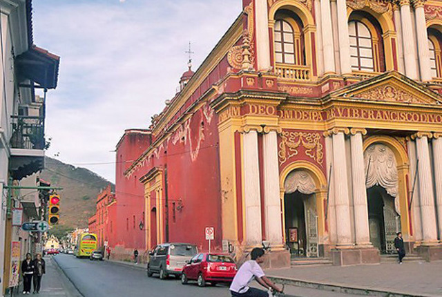 Church of Saint Francis, Salta, Argentina