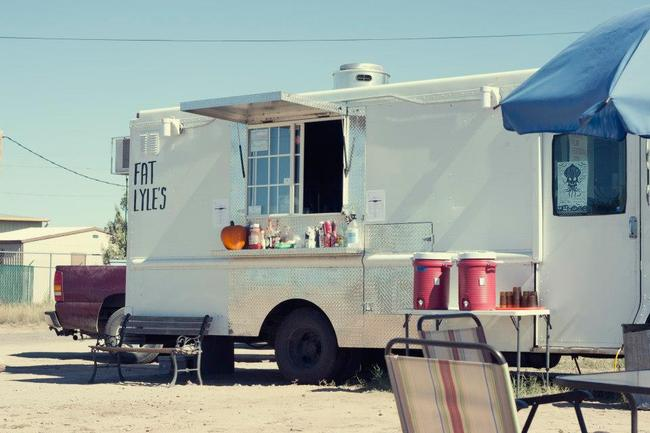 Fat Lyle's , Marfa, Texas