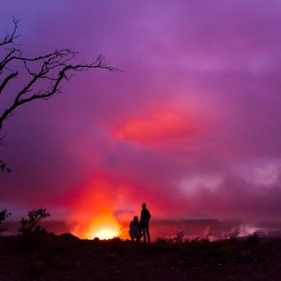 Hawaii Volcanoes National Park, Pāhoa, Hawaii