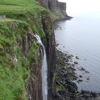 Kilt Rock, Isle of Skye, Scotland, Portree, United Kingdom