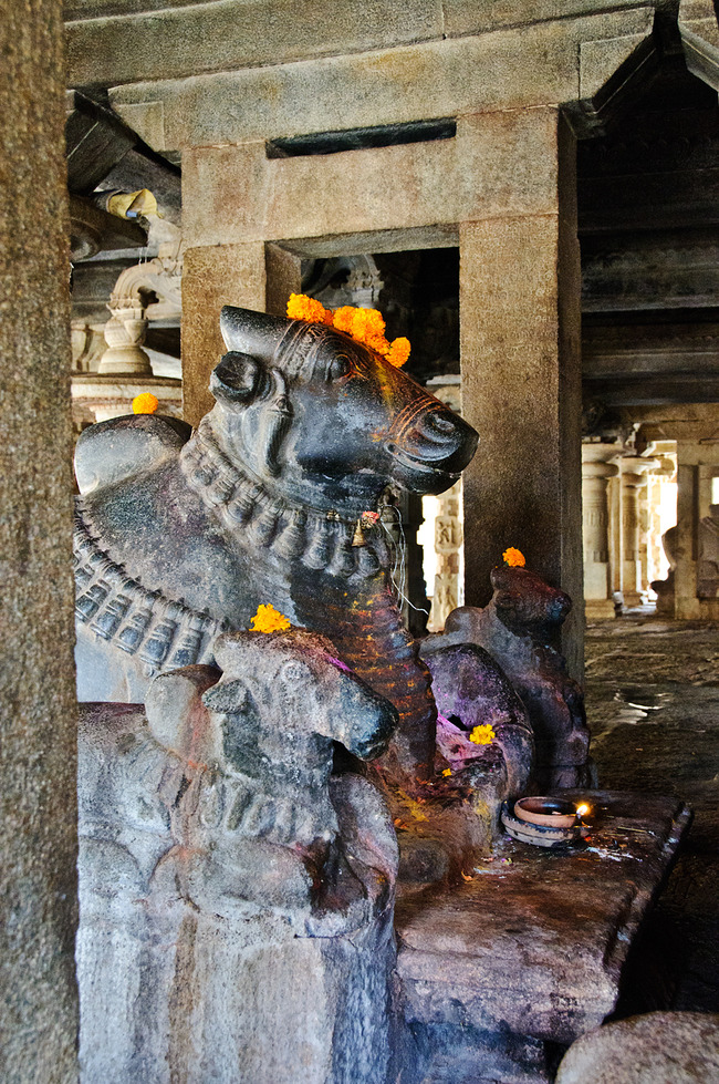 Bhoganandishwara Temple, Nandi, India