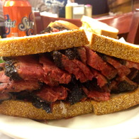 Katz's Delicatessen, New York, New York