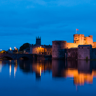 King John's Castle, Limerick, Ireland