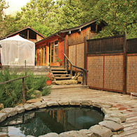 Tassajara Zen Mountain Center, Carmel Valley, California