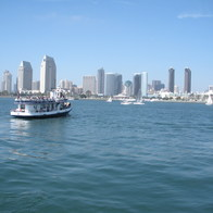San Diego Harbor Excursion, San Diego, California