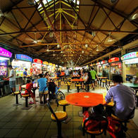 Maxwell Food Centre, Singapore, Singapore