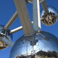 Atomium, City of Brussels, Belgium