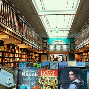 Daunt Books, London, United Kingdom