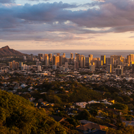 Round Top Drive, Honolulu, Hawaii