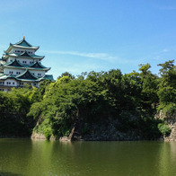 Nagoya Castle, Naka Ward, Japan