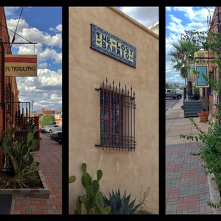 The Lost Barrio , Tucson, Arizona