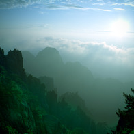 Huangshan Mountain, Huangshan, China
