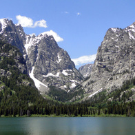 Phelps Lake, Jackson, Wyoming