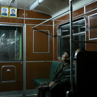 Subway, Pyongyang, North Korea