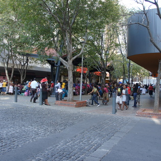 Kerk Street Shopping, Johannesburg, South Africa