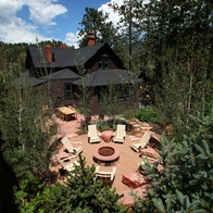 The Outlook Lodge, Green Mountain Falls, Colorado