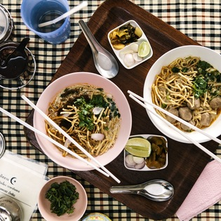 Pok Pok Chef Andy Ricker's 4 Favorite Noodle Bowls in Chiang Mai