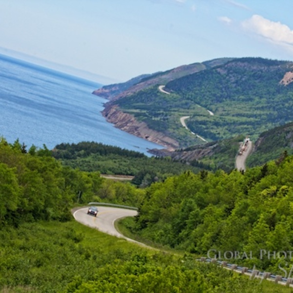 Cabot Trail, Margaree Valley, Canada