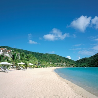 Carlisle Bay, St Mary, Antigua and Barbuda
