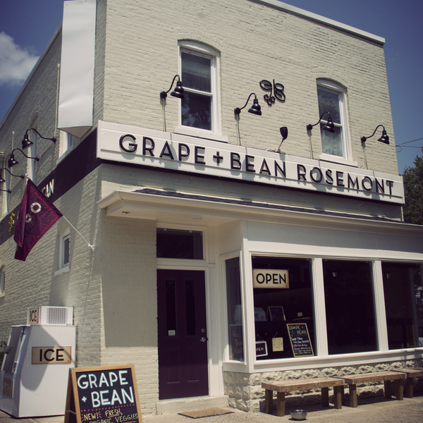 GRAPE + BEAN Rosemont, Alexandria, Virginia