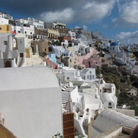 Santorini, Thira, Greece
