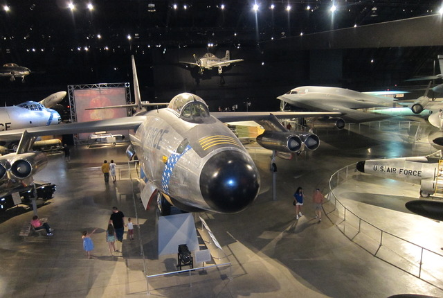 National Museum of the USAF, Dayton, Ohio