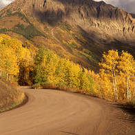 Gothic Road, Crested Butte, Colorado