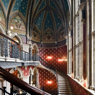 St. Pancras Renaissance Hotel, London, United Kingdom