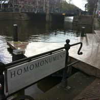 Homomonument, Amsterdam, The Netherlands