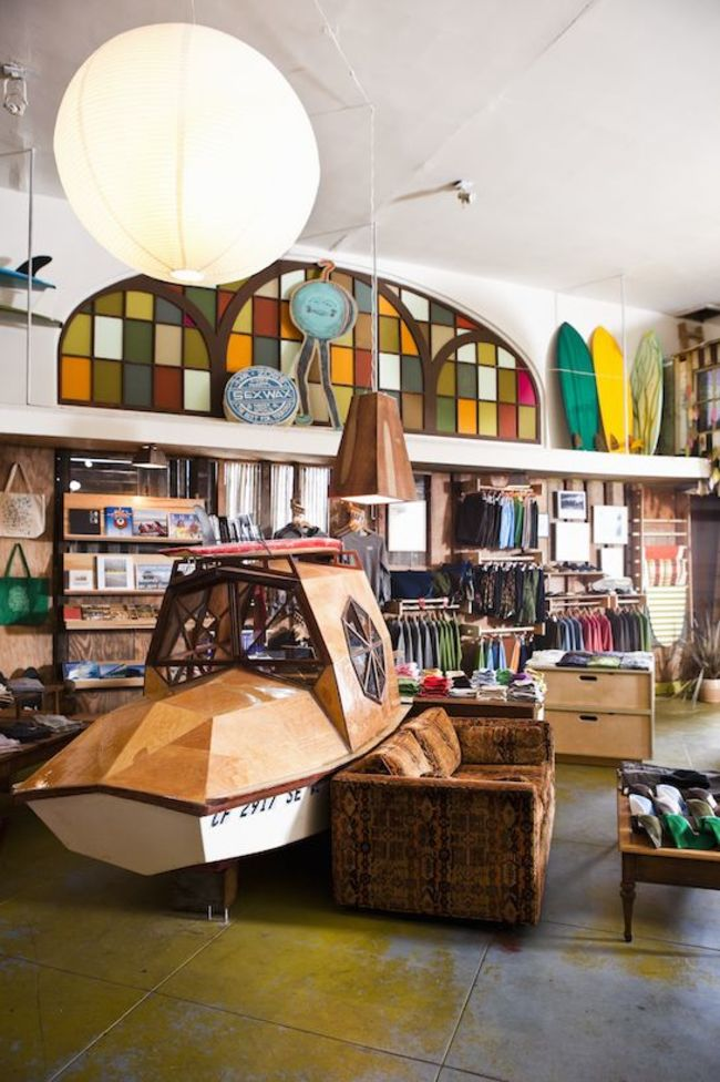 Mollusk Surf Shop, San Francisco, California