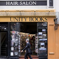 Unity Books, Auckland, New Zealand