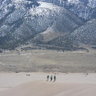 Great Sand Dunes National Preserve, Westcliffe, Colorado