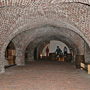 The Old Exchange & Provost Dungeon, Charleston, South Carolina
