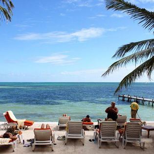 Banana Beach Resort, San Pedro, Belize