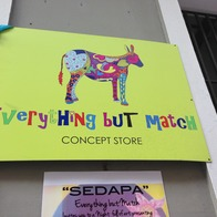 Everything but Match Concept Store, San Juan, Puerto Rico