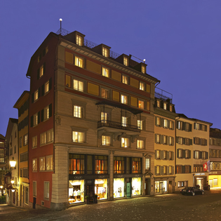 The Best Hotels in Zurich