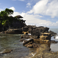 Tanah Lot Temple, Tabanan, Indonesia