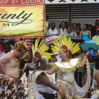 Carnivale, Castries City, St Lucia