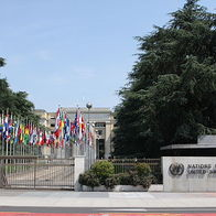 United Nations in Geneva, Pregny-Chambésy, Switzerland