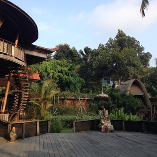 Yoga Barn, Ubud, Indonesia