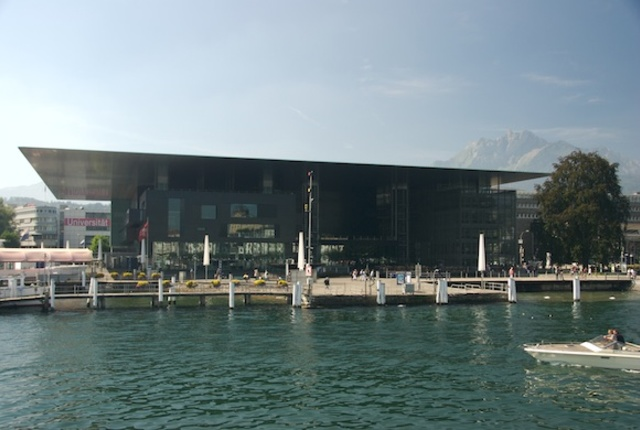 KKL Luzern, Luzern, Switzerland