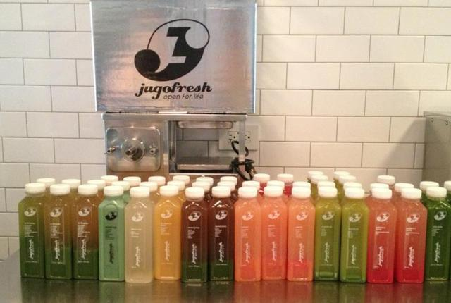 jugofresh, Miami Beach, Florida