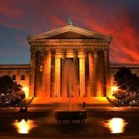 Museum Row, Philadelphia, Pennsylvania
