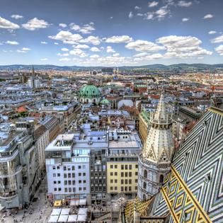 Cathedral of Vienna, Vienna, Austria