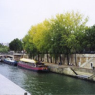 Seine, Paris, France