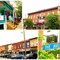 The Avenue, W 36th St, Baltimore, Maryland