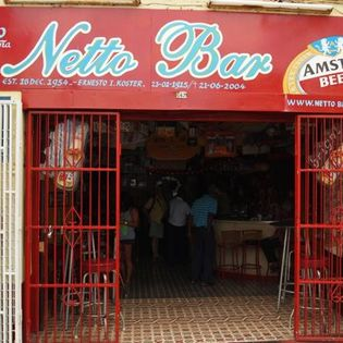 Netto Bar, Willemstad, Curacao