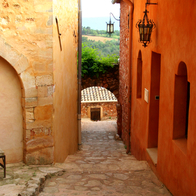 Roussillon, Roussillon, France